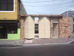 puertas de cocheras automaticas puerta plegable de garaje autom磧tica