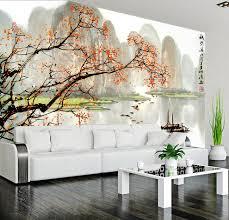 papier peint trompe l oeil pour chambre papier peint mural trompe l oeil papier with papier peint