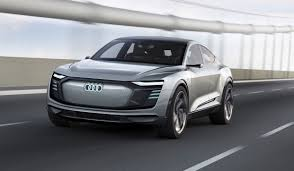 Audi U0027s New Electric Car Concept Is Pretty Obviously From The