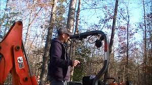 installing a action cam on a kubota tractor youtube