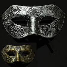 mardi gras mens mask 1 pcs fashion antique burnished silver gold venetian mardi gras