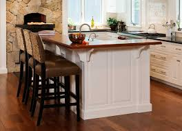 Kitchen Island With Seating For 5 White Shaker Cabinets Large Kitchen Island Kemper For Plan 5