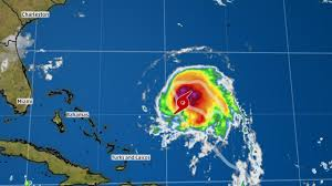 Us East Coast Map Tropical Storm Jose Expected To Strengthen In The Bermuda Triangle