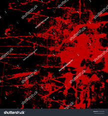 grunge style halloween background blood splats stock vector