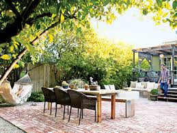 Backyard Room Ideas Great Ideas For Outdoor Rooms Sunset Magazine