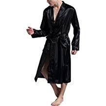 robe de chambre homme satin amazon fr peignoir satin homme