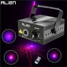 aliexpress buy blue 8 gobo mini laser light