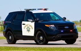 Ford Escape Bike Rack - ford police interceptor utility is california highway patrol u0027s