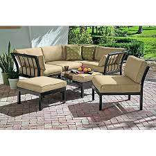 Patio Furniture Conversation Sets by Better Homes And Gardens Colebrook 4 Piece Outdoor Conversation