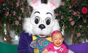 half photos with the easter bunny worldwide photography