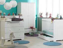 promo chambre bébé meuble chambre bebe promo oslo blanche tiroir de lit et plan langer