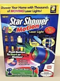christmas motion light projector new star shower motion laser light 1 best seller as seen on tv