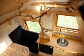 trailer homes interior trailer transformed into miniature modern house featuring warm