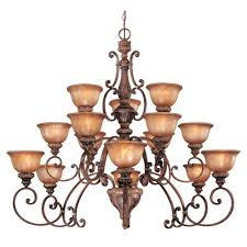 Home Depot Bronze Chandelier Minka Lavery Illuminati 15 Light Illuminati Bronze Chandelier 1359