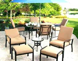 outdoor patio set 5 piece rattan outdoor patio furniture set outdoor