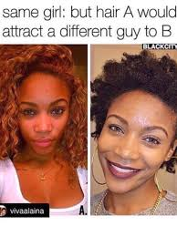 Natural Hair Meme - natural hair lines has hair typing created a new standard of