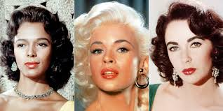 define coiffed hair photo the 1950s screen sirens whose coiffed curls we still love huffpost