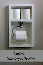 Kitchen Towel Bars Ideas Best 25 Paper Holders Ideas On Pinterest Toilet Roll Holder Diy