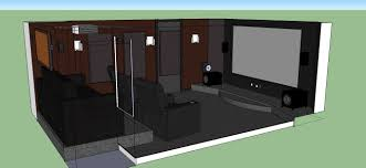 home theater color schemes earley home theater and basement build avs forum home theater