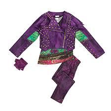 mal costume mal costume for kids disney descendants 2