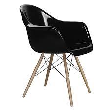 Eames Fiberglass Armchair Fiberglass Plastic Chair Daw Modern Design Classic By Charles Eames