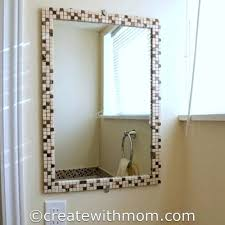 making decorative mirrored frames – Small Home Ideas