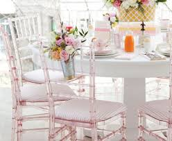 clear chiavari chairs clear or pink chiavari chairs weddingbee