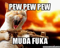 Pew Pew Pew Meme - image gif w 400 c 1
