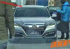 where is the honda accord made facelift for the china made honda accord carnewschina