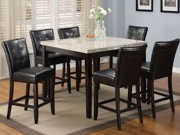tall dining room table sets dining room fabulous black bar height dining room table tall bar