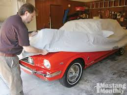 car cover for mustang how to choose a car cover mustang monthly magazine