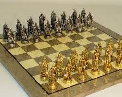 theme chess sets fantasy chess board emilyevanseerdmans com