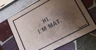 Humorous Doormats 10 Creative And Hilarious Doormats That Will Make You Look Twice