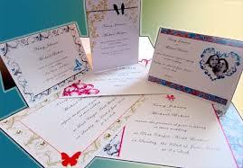 wedding invitation printing wedding invitations at cross
