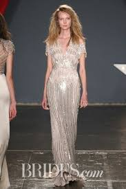 golden wedding dresses 46 sparkly gold and silver wedding dresses brides