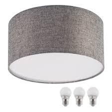 Wohnzimmer Lampe E27 Deckenleuchte Zdl E27 Tg A Inkl Led