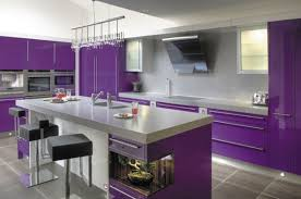 küche lila arctar flieder wandfarbe küche