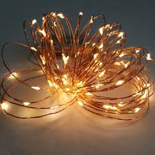 copper wire lights battery led string lights battery powered 2m 20leds copper wire 4 5v led
