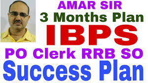 ibps success plan po clerk rrb so vision and planning 16 amar
