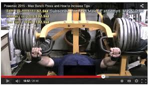 Tips To Increase Bench Press Powertec Max Bench Press And How To Increase Tips Walayatfamily Com