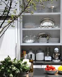 kitchen appliance storage ideas black kithen applainces under