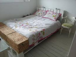 How To Make A Platform Bed With Pallets by Diy 20 Pallet Bed Frame Ideas 99 Pallets