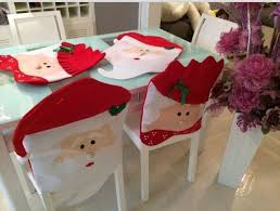 Christmas Chair Back Covers 58 Best Xmas Chair Covers Images On Pinterest Christmas Chair
