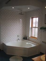 corner soaker with shower search bathroom
