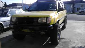 nissan armada rancho quick lift bored lifted my 2000 xterra with armada wheels nissan