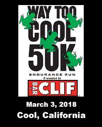 My Cool Way Too Cool 50k Cool California 3 3 2018 My Best Runs