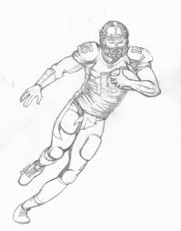 coloring pages cool peyton manning coloring pages at children