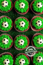 soccer cupcakes seasons super easy and end of