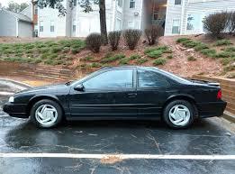 1992 Ford Thunderbird 1994 Thunderbird Sc Supercharged Super Coupe Rare 5 Speed Lsd