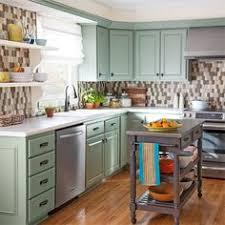 old kitchen reno rustoleum cabinet transformation bayleaf wood